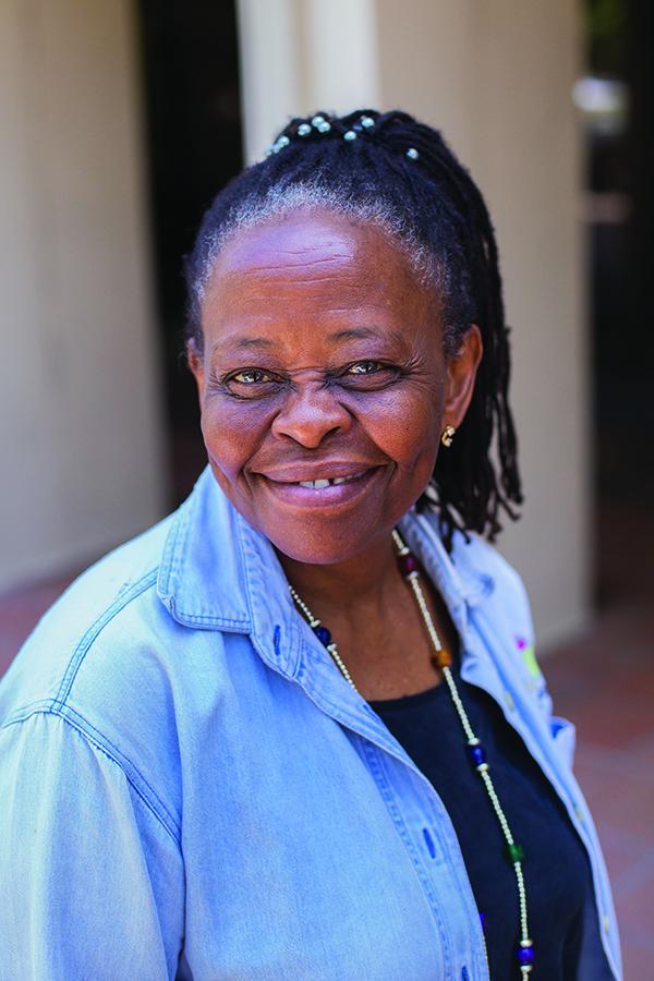 Pauline Manaka