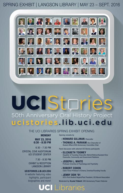 UCI Stories